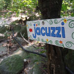 Natural Jaccuzzi sign