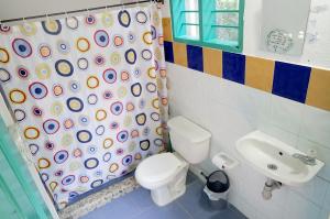 Interior of WC