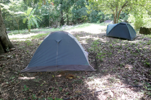 Camping at Finca Carpe Diem
