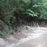 The entrance to the mini cuidad perdida