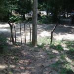 The exiting trail for the Mini Cuidad Perdida