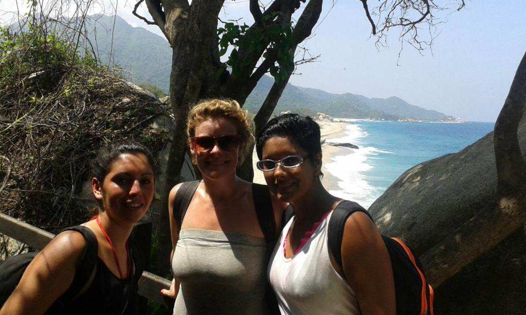 Tayrona national park, a Colombian paradise