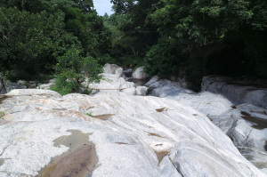 Las Piedras swimming spot, one of the things to do in Minca