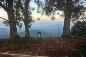 Los Pinos Viewpoint, one of the things to do in Minca